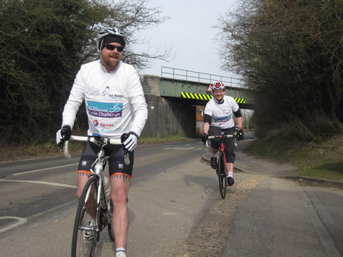 Chiltern Cycle Challenge 2013