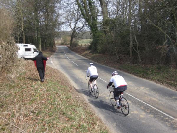 Chilterns Cycle Challenge 2013